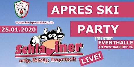 Apres Ski Party des FSV Gevelsberg Tickets