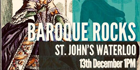 Baroque Rocks - Brilliant Baroque Songs To Rock Your Day! tickets