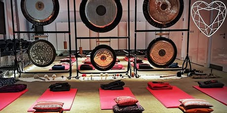 Gong Bath and TRE® Tension, Stress and Trauma Release Exercises tickets