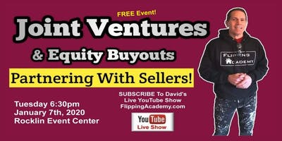 Joint Venture House Flipping - Partner With Sellers For Massive  Profit