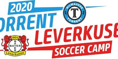 Milwaukee Torrent - Bayer Leverkusen - Soccer Camp 2020