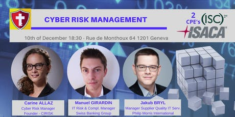 Swiss CyberSecurity: Risk Management tickets