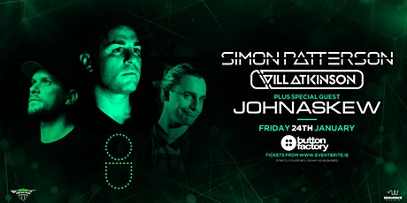 Open Up Dublin | Simon Patterson, Will Atkinson + John Askew (special guest) tickets