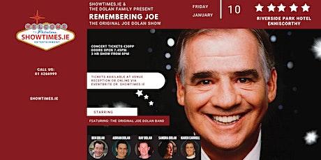 The Dolan Family Presents - Remembering Joe Dolan - Riverside Hotel tickets