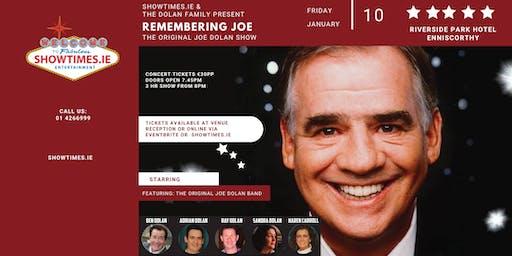 The Dolan Family Presents - Remembering Joe Dolan - Riverside Hotel