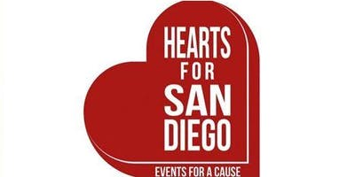 Hearts for San Diego Toy Drive 2019