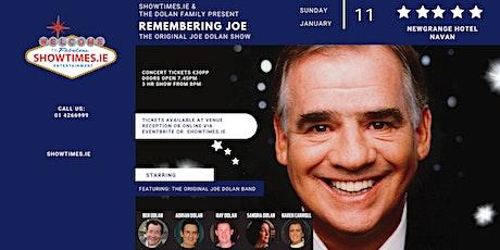 The Dolan Family Presents - Remembering Joe Dolan - Newgrange Hotel tickets