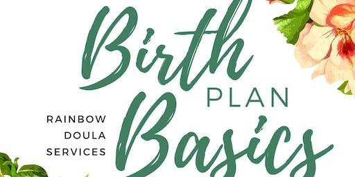 Birth Plan Basics