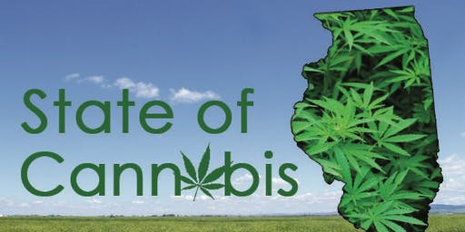 "Cannabis is legal in Illinois on January 1st....""Why is this important?"""