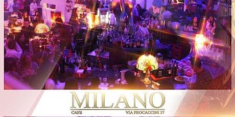 Venerdi Aperitivo a Milano al Milano cafe 3463958064 biglietti