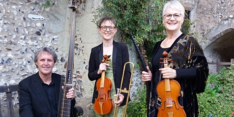 Music - Canzona - Venetian Delights tickets