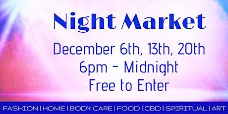 metaDEN's Night Markets tickets