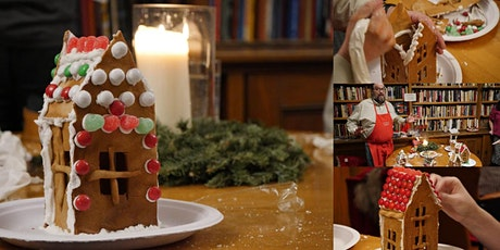 Gingerbread House Workshop with Jon Lovitch, Creator of GingerBread Lane tickets