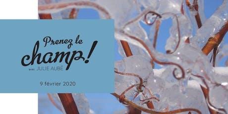 Prenez le champ pour un festin signé «La Récolte» au Domaine Bergeville billets