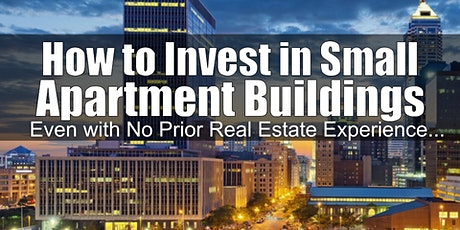 Investing on Small Apartment Buildings - Milwaukee WI tickets