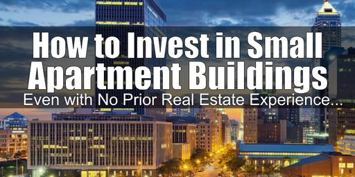 Investing on Small Apartment Buildings - Indiana IN