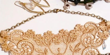 Wine and Design: Victorian Inspired jewelry tickets
