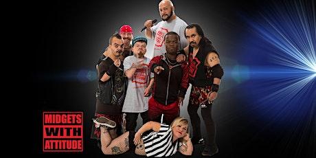 Midgets with Attitude - Midget Wrestling Entertainment! tickets