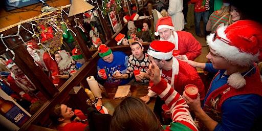 4th Annual 12 Bars of Christmas Bar Crawl® - Ann Arbor