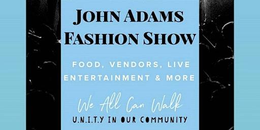 John Adams High School Fashion Show
