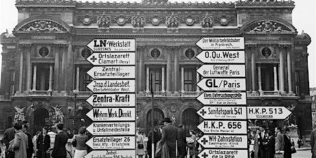 Occupation of Paris billets