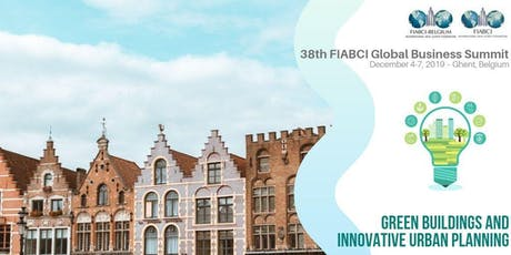 FIABCI GLOBAL BUSINESS SUMMIT GENT tickets