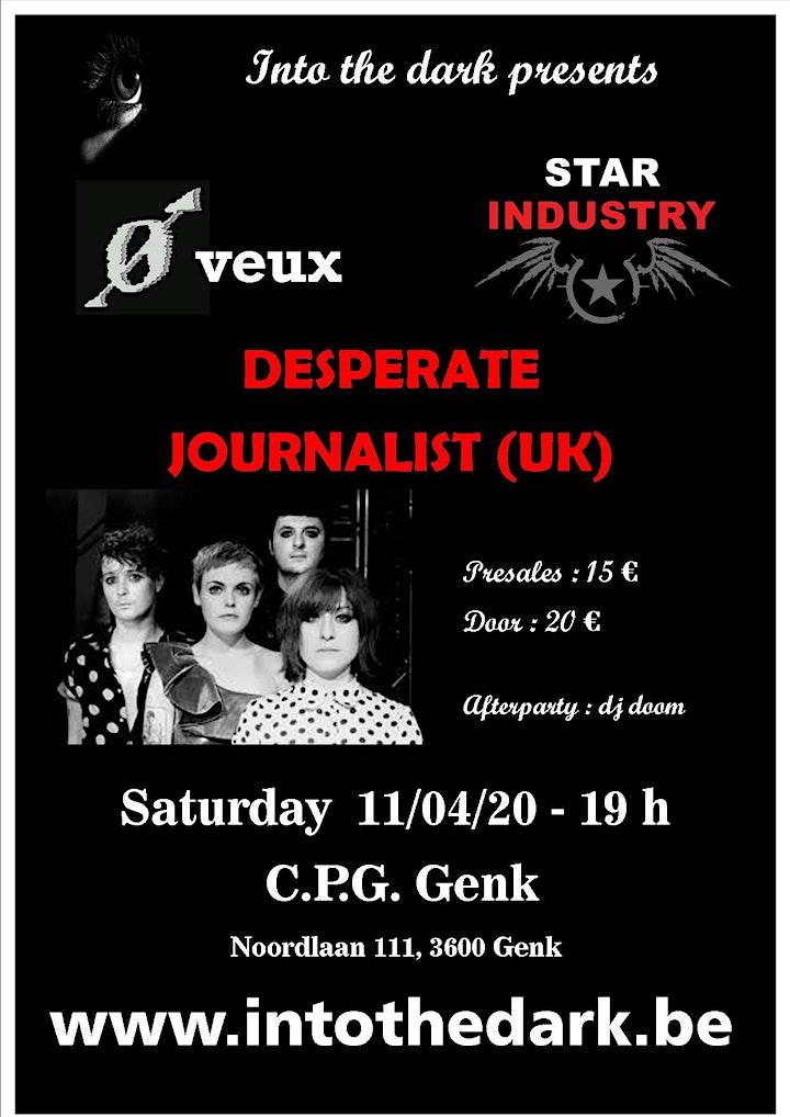 Afbeelding van Desperate Journalist - Star Industry - O veux