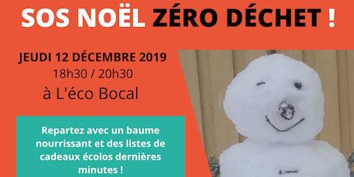 SOS Noël zéro déchet !
