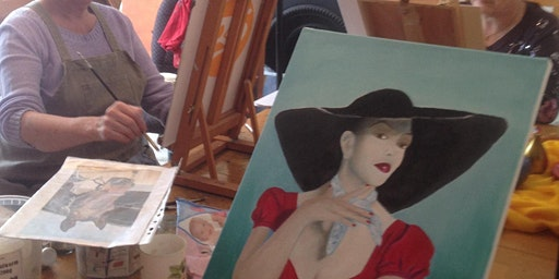 Painting Class in Kent