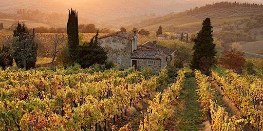 Fine Tuscan Reds Wine Tasting