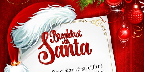 Breakfast with Santa at BLOC tickets