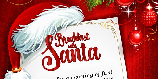 Breakfast with Santa at BLOC