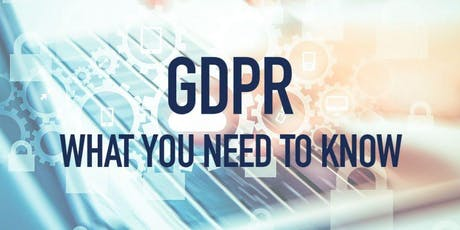 Spotlight Session - GDPR: What the changes mean for us tickets