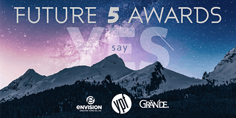 YPF Future 5 Awards - Say Yes tickets