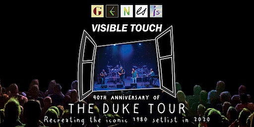 Music - Genesis Visible Touch