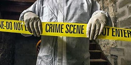 PSYCHIC DETECTIVE FORENSIC EVIDENCE WORKSHOP tickets