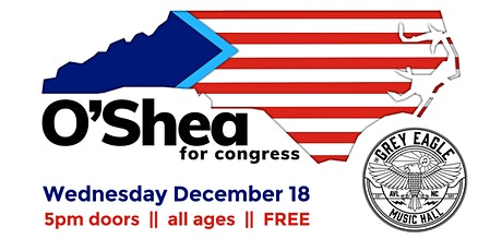 O'Shea for Congress Campaign Kickoff Party tickets