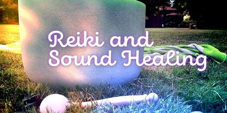Reiki & Sound healing tickets