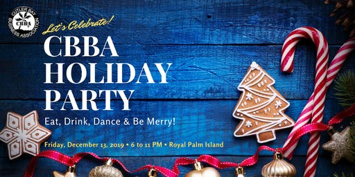 CBBA HOLIDAY NETWORKING PARTY 2019