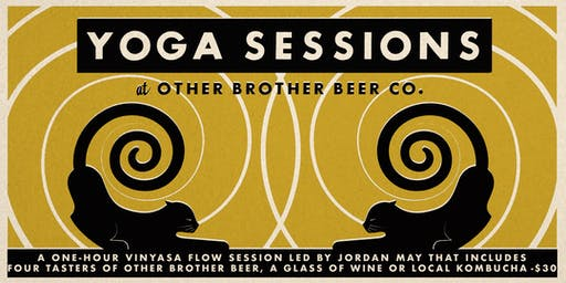 Yoga Sessions at Other Brother Beer Co.