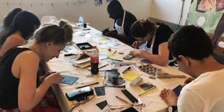 Creativity with Linocut Printing & Lino Kit Set tickets