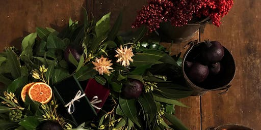 Christmas Wreaths with FORMA LABORATORY