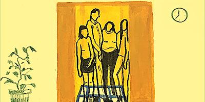 'LIFT' Afstudeervoorstelling Cinzia Scoglionero