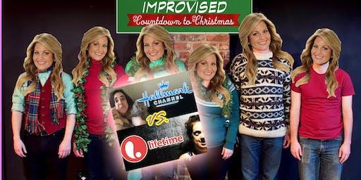 Hallmark vs. Lifetime: Improvised Christmas Movies