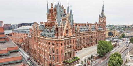 King's Cross; railways, writers and regeneration tickets