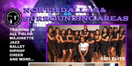 DFW DANCIN' DIVA'S OPEN ENROLLMENT tickets