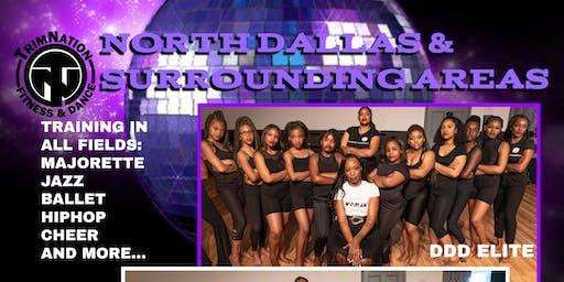 DFW DANCIN' DIVA'S OPEN ENROLLMENT