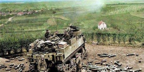 Wine & War Masterclass tickets