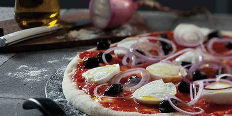 Hands-on Pizza Making, with Carmen Barquero tickets