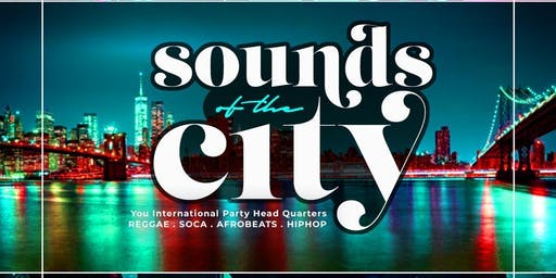 Sounds Of The City | Open Bar + Free Entry